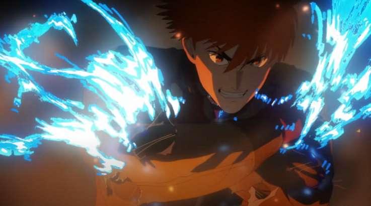 スプリガン,2022アニメ,ネットフリックス,延期