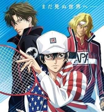 テニスの王子様,テニプリ,2022アニメ,アニメ化決,U-17 WORLD CUP,