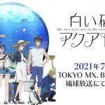 オリジナルアニメ「白い砂のアクアトープ」7月8日から放送開始!