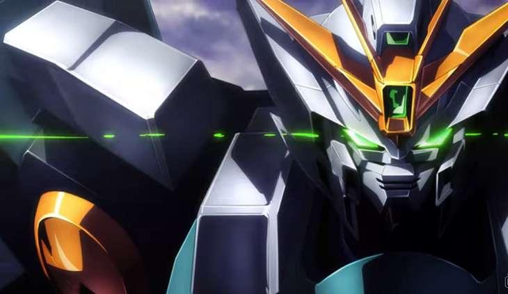ガンダムブレイカーバトローグ,2021秋アニメ,ウイングガンダム