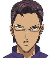 新テニスの王子様,テニプリ,キャラ,木手永四郎